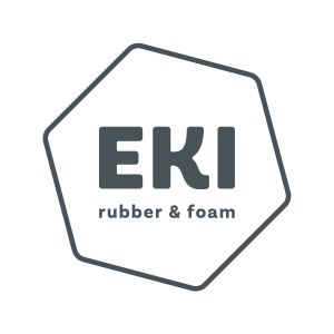 EKI 1553 silicone rubber red