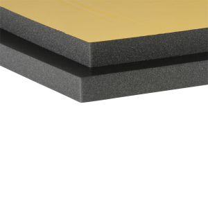 EKI 110 polyurethane foam with foil self-adhesive