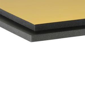 EKI 120 polyurethane foam with foil flame-retardant