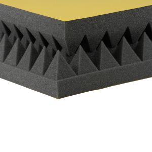 EKI 129 PU pyramid foam self-adhesive