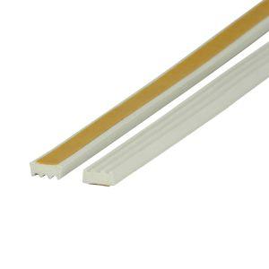 EKI 245 EPDM sponge crown strip white