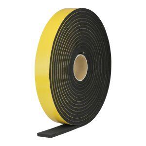 EKI 489 EPDM foam self-adhesive black