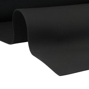 EKI 4900 neoprene with 1 side nylon shark skin black