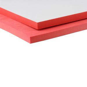 EKI 603 polyethylene foam self-adhesive red