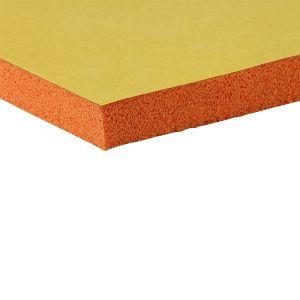 EKI 918 orange sponge self-adhesive NR foam rubber